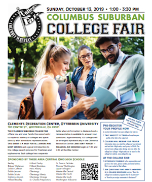 Columbus Suburban College Fair